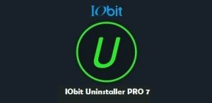 Iobit Uninstaller 7 Pro Serial Key + Crack Free Download