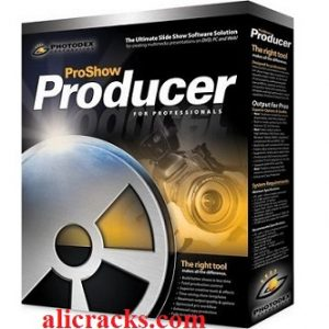 Proshow Producer 9 Full Crack & Serial Key Free Download