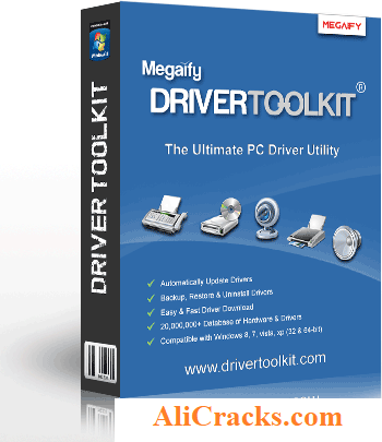 Driver Toolkit 8.6 Crack & License Key 2018 Download