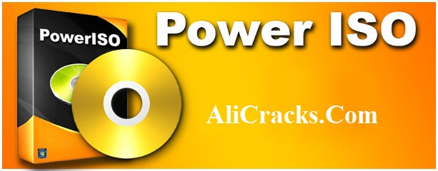 Power ISO 7.4 Crack & Activation Key [32/64 Bit] Free Download