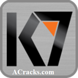K7 Total Security Crack 2018 & License Key Free Download