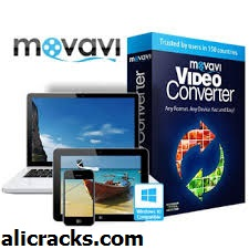 Movavi Video Converter 18.3.0 Crack + Registration Key Free Download
