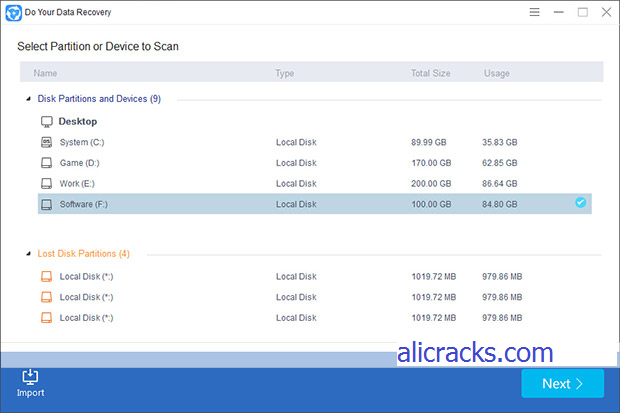 Do Your Data Recovery 6.1 Crack & License Key Free Download