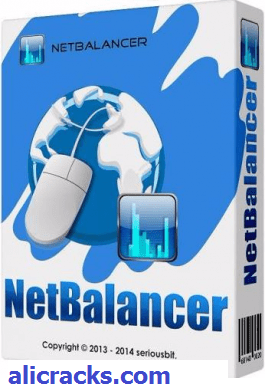 NetBalancer Crack 9.9.6 With Patch & Key Free Download