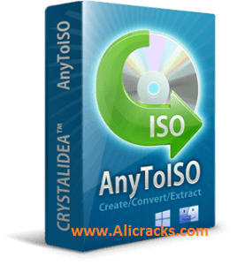 AnyToISO 3.9.2 Crack & Registration Code Free Download