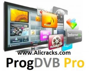ProgDVB 7.24.6 Crack & Activation Key 2018 Free Download