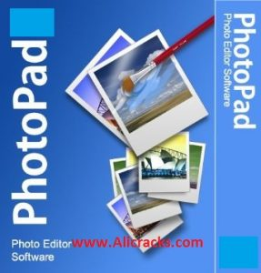 PhotoPad Image Editor 4.11 Crack & Registration Code Download