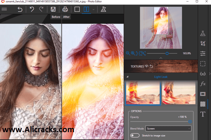 InPixio Photo Clip 8 Professional 2018 Crack + Serial Key