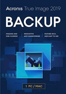 Acronis True Image 2019 Crack & Serial Key Free Download