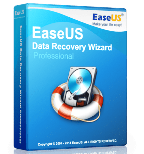 EaseUS Data Recovery 12.9.0 Crack+ Serial Key 2019